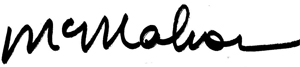 Jeff McMahon signature